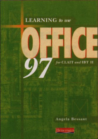 BEST Learning to Use Office 97 for Clait and Ibt II<br />E.P.U.B
