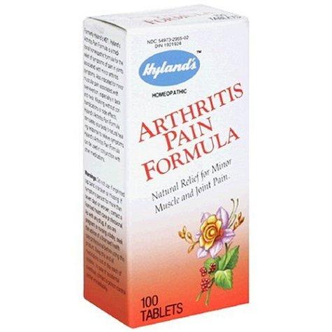 Hylands Arthritis Formula Tablets Rheumatoid