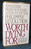 Worth Dying For, Lewis M. Simons, 0688069401
