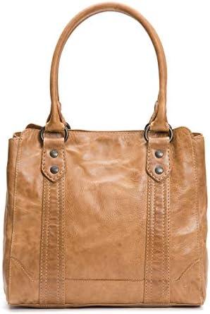 FRYE Damen Umhänge-Handtasche, cognac, Einheitsgröße
