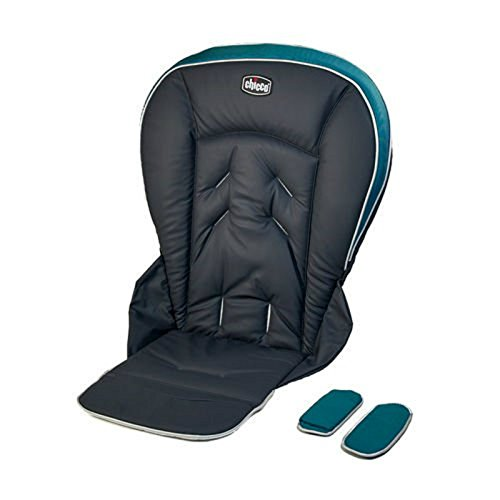 Chicco Polly 13 Highchair Replacement Seat Cushion and Harness Shoulder Pads - Chakra