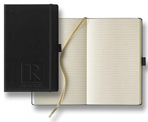Professional Journal REALTOR® Logo Branded (Black) by Calendars and More, Inc.