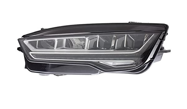Amazoncom Hella Led Headlight Right Fits Audi A7 4g Rs7 S7