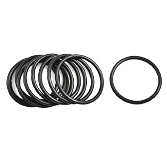 19 X 1.5 mm Nitrilo 70 o/'ring 10x