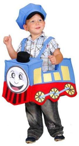 Pams Train Toddler Fancy Dress Costume  sc 1 st  Amazon.com & Amazon.com: Pams Train Toddler Fancy Dress Costume: Clothing