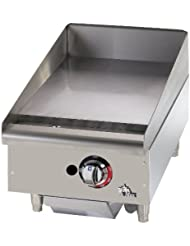 Star 615TF Star Max Gas Griddle With Thermostatic Control