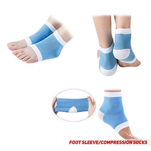 de9a6e66d1 Plantar Fasciitis Foot Pain Relief 14-Piece Kit – Premium, - Import It All