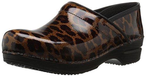Sanita Women's Smart Step Sylvia Work Shoe, Dark Brown, 37 EU/6.5 M US by Sanita