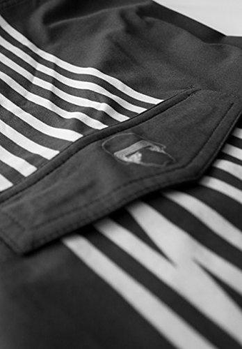 68936b5d7219f Musterbrand Star Wars Board Shorts Men Kylo Ren Black  Amazon.co.uk   Clothing