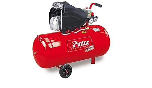 Compresor Portátil Pintuc AMICO 50/SF2500 - Serie