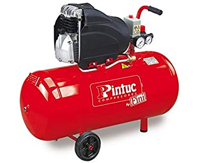 "Compresor Portátil Pintuc AMICO 50/SF2500 - Serie ""Semi profesional"""