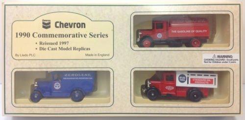 Lledo Standard Oil Chevron 1990/1997 Commemorative Series Nib