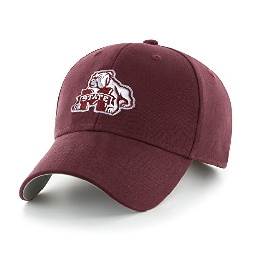 - NCAA Mississippi State Bulldogs Children Cinch Ots All-Star MVP Adjustable Hat, Kids, Dark Maroon