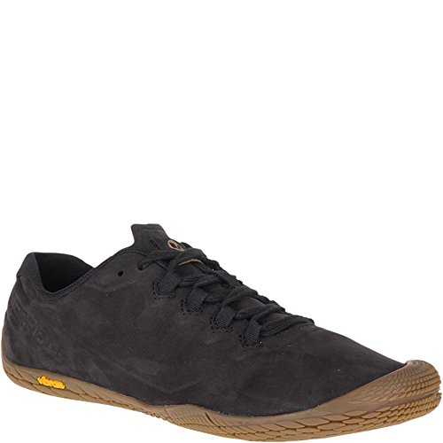 - Merrell Men's Vapor Glove 3 Luna Leather Sneaker, black/1, 11 M US
