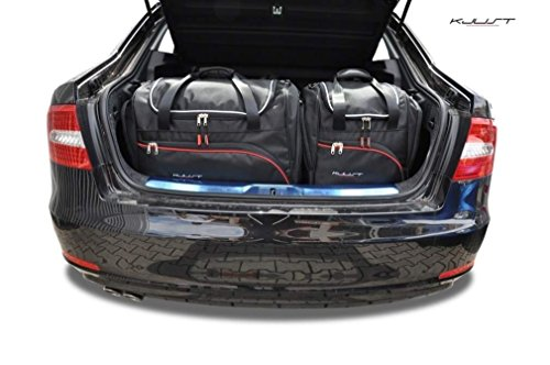 AUTO TASCHEN SETS SKODA SUPERB SEDAN, II, 2008-2015 CAR FIT BAGS