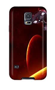New Shockproof Protection Case Cover For Galaxy S5/ Star Trek Case Cover