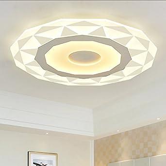 LED Decke Lampe moderne und einfache Deckenleuchten ...