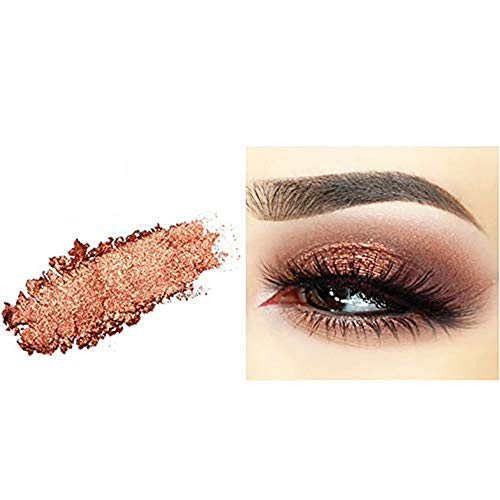 Jane Powder Shimmering - UOKNICE Eye Shadow for Women, Beauty Natural Single Baked Powder Palette Shimmer Metallic Palette Makeup Eyeshadow Cleaner morphe Skin Care mac Foundation elf Glitter palettes