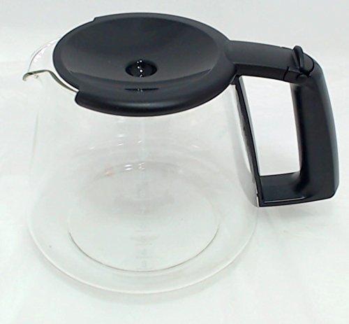 Braun Coffee Maker Carafe, Black, KFK10FL, 67050717 (Black Braun Carafe)