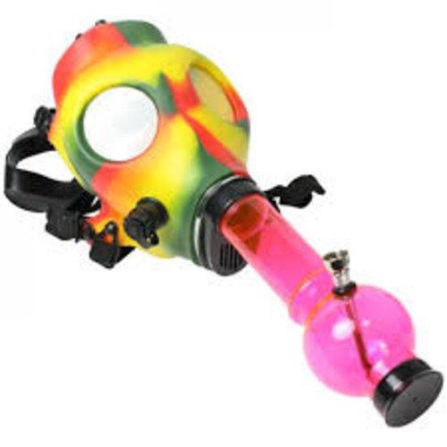 RASTA-RUBBER-GAS-MASK-WITH-ACYRLIC-TUBE-PINK