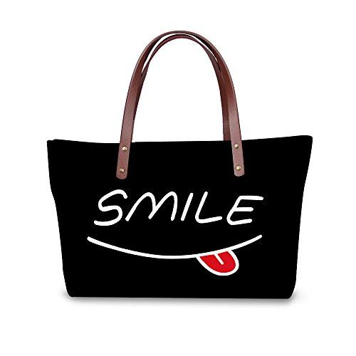 Large Women Bags Handle Dfgcc1710al Satchel Handbags Top FancyPrint Shoulder Hwtdpqt1