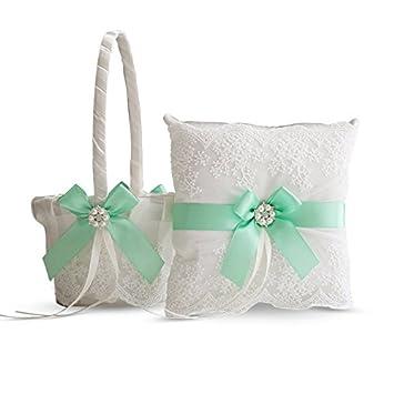 Amazon.com: Alex emociones marfil almohada de portador de ...