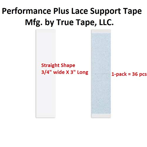 Walker Lace Front Support 3/4