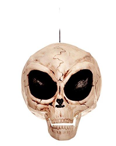 Crazy Bonez Alien Skull