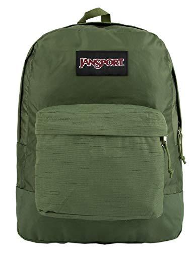 JanSport Black Label Superbreak Backpack - New Olive Green -