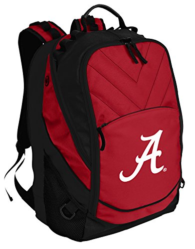 Alabama Crimson Tide Laptop Backpack - Broad Bay Alabama Crimson Tide Backpack Red UA University of Alabama Laptop Computer Bags