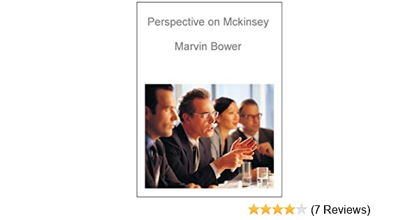 Perspective on McKinsey & Company, the World's Top Strategic