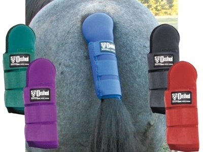 Cashel FF New Horse Tail Shield Guard, Equine Tail Wrap, Quality Neoprene - Wrap Neoprene Tail