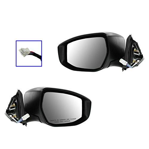 2014 altima driver side mirror - 9