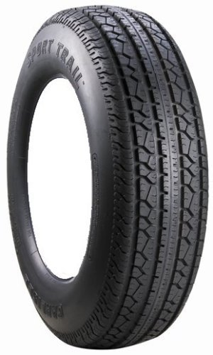 Carlisle Sport Trail Bias Trailer Tire - 205/90-15 8PR