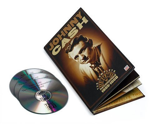 Johnny Cash: The Complete Sun Recordings 1955-58 by Time Life Records