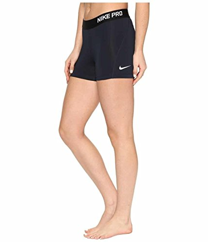 Nike Women's Pro Cool 3-Inch Training Shorts (Navy/Small)