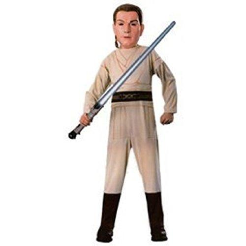 4 Wan Costume Kenobi Episode Obi (Star Wars Episode ! Obi-Wan Kenobi Child Small Costume -)