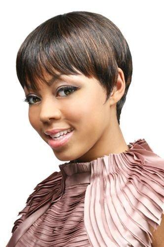 H. SADA (Motown Tress) - Human Hair Full Wig in 4F27 (Caucasian Wigs)