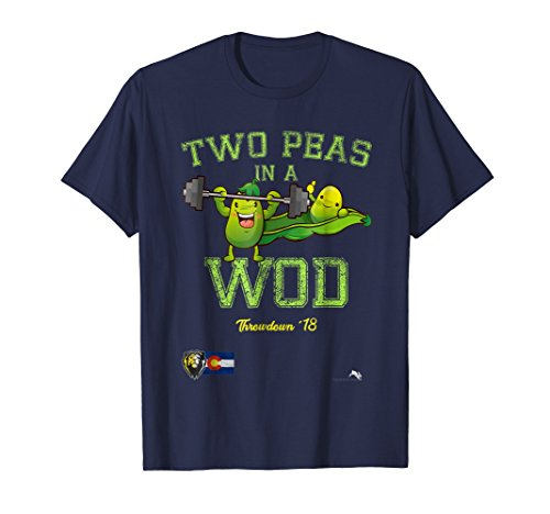 (Two Peas in a Wod Shirt)