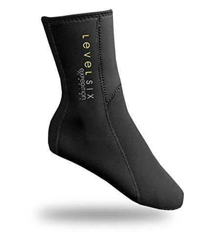 Level Six Mens Rock Neoprene Sock