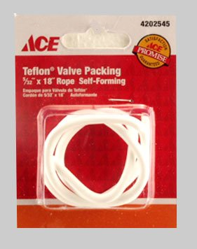 - ACE TEFLON PACKING 5/32