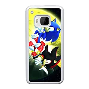 HTC One M9 Cell Phone Case White Game boy Sonic The Hedgehog YT3RN2535857