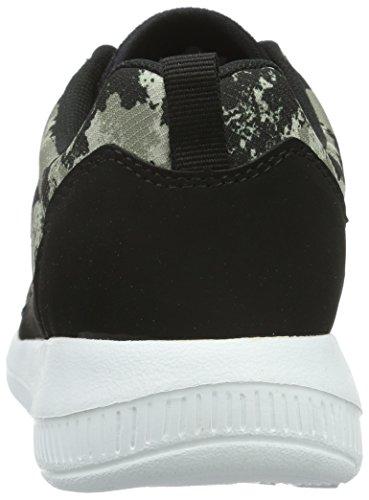 Kappa Speed Ii Btc - Zapatillas Mujer Negro - Schwarz (1110 black/white)