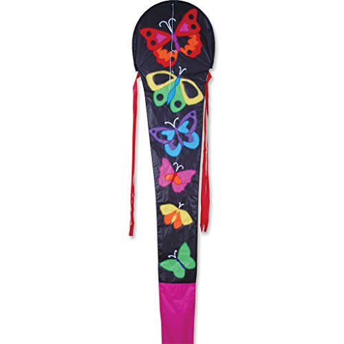 (Premier 43041 30-Feet Dragon Kite, RB Butterflies)