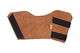 Lapco FR LAP-AR Leather Arm Pad, Right Arm, One Size, Tan