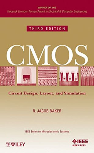 CMOS Circuit Design, Layout, and Simulation, 3rd Edition (IEEE Press Series on Microelectronic Systems) (Effect Simulation)
