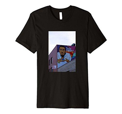 Hip Hop Dead T-shirt - Legendary Nas Hip Hop s dead T-Shirt - brooklyn Tee by Dandy