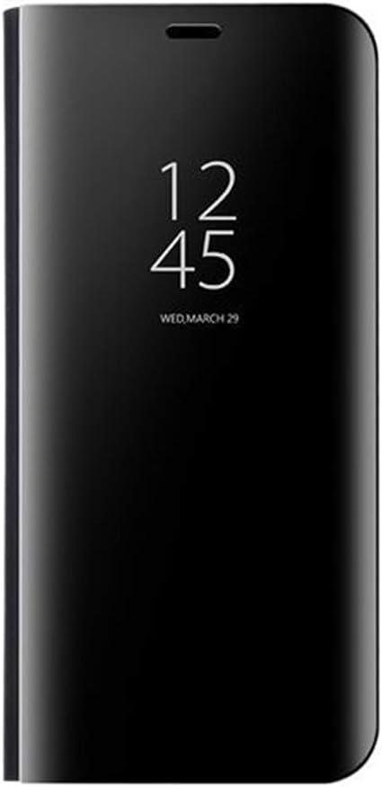 SMART Clear View Cover per Samsung Galaxy S20 Ultra Flip Pelle Custodia antiurto