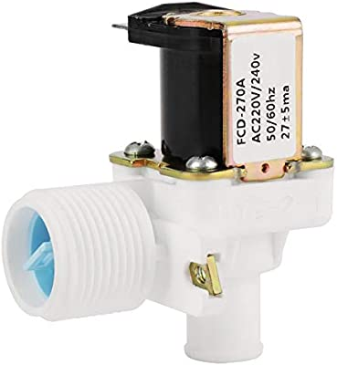 Electroválvula eléctrica-AC 220V / 240V BSPP Válvula ...