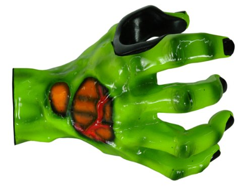 Grip Studios Undead Fred Airbrushed Custom Guitar Hanger Right Hand Model